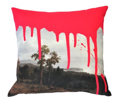 Artistic Cushion Artistic Cushion Pink