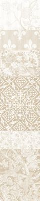 Arts and Crafts Patchwork Wallpaper Beige Arts and Crafts Patchwork Wallpaper Beige Panel C