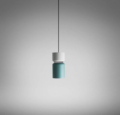Aspen 17A Suspension Lamp Grey,Grey,Fluorescent