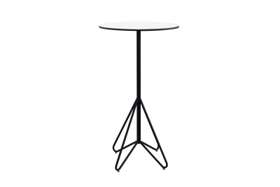 Avenue Bar Table White