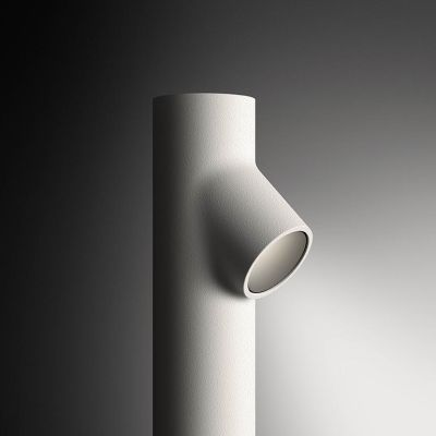 Bamboo 4820 Outdoor Lamp Off-white matt lacquer