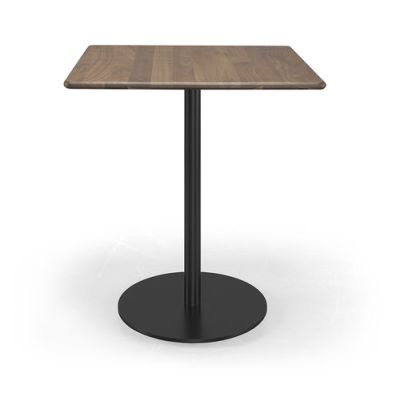 Bistrô Square Table Walnut Natural