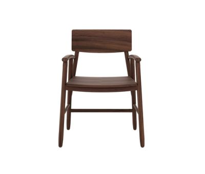 Bjorsing Chair Walnut
