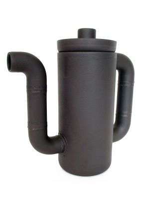 Black Gold Coffeepot