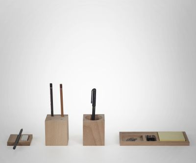Blocks Desk Set