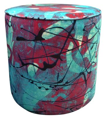 Blue Note/Vibe Blue Note Pouffe