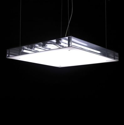 Box 70 Suspension Light Yes,Opal White