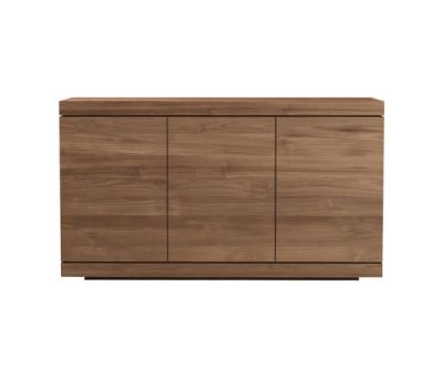 Burger sideboard - 3 doors Teak