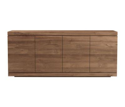 Burger sideboard - 4 doors Teak