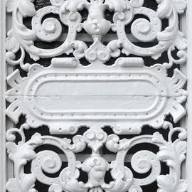 Cast Iron Wallpaper Sample