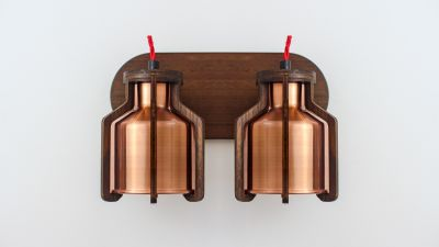 Cell Twin Wall Lamp Liqui Contracts