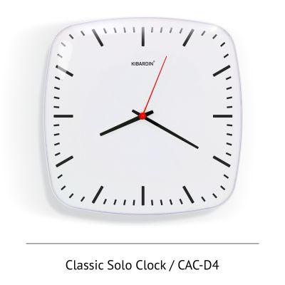 Classic Solo Clock. Modern Classic Minimalistic Wall Analog Clock Classic Solo Clock / D4