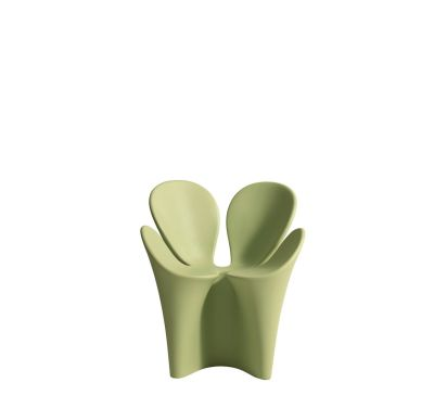 Clover Armchair Green
