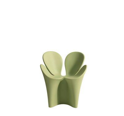 Clover Armchair Green