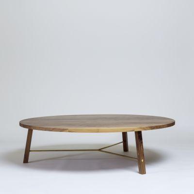 Coffee Table Two Walnut
