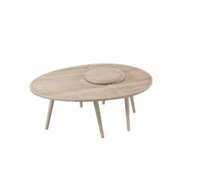 Colombo Table Oak Natural