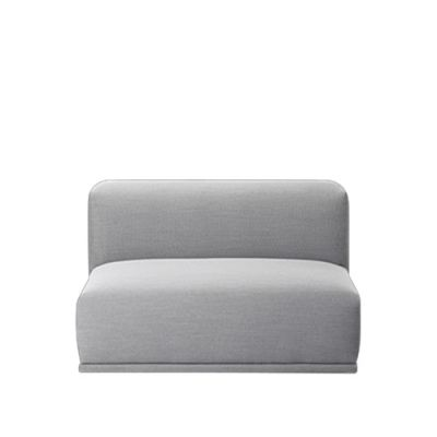 Connect Modular Sofa - Long Centre Divina Melange 2 120