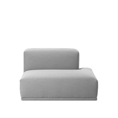 Connect Modular Sofa - Right Open ended Divina Melange 2 120