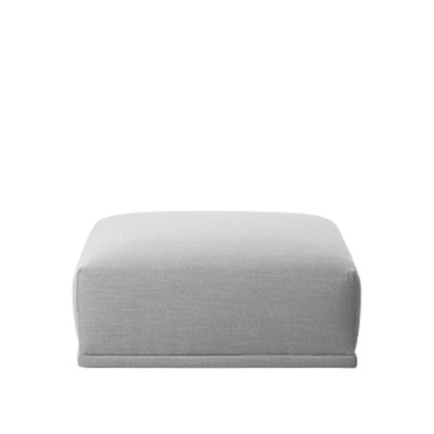 Connect Modular Sofa - Short Ottoman Divina Melange 2 120