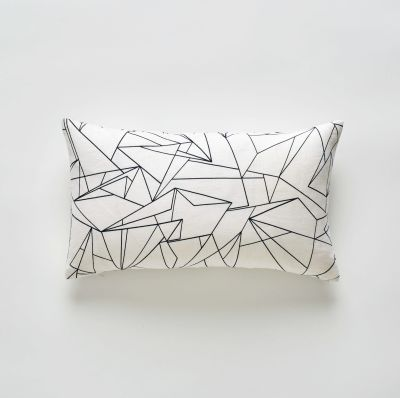 Cracked Ice cushion 30x50cm