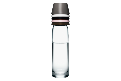 Cristal Carafe with Cups