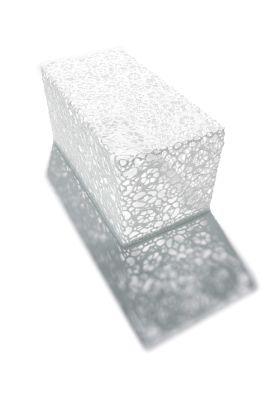 Crochet Side Table - Rectangular