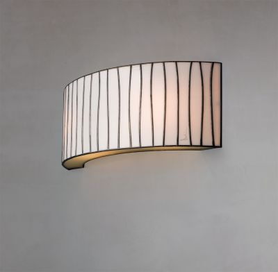 Curvas Wall Light Red