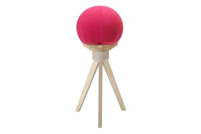 Dandelion Stool Red