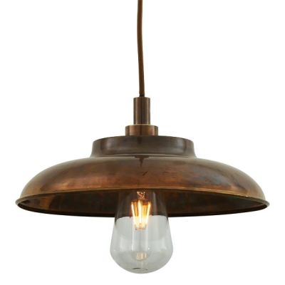 DARYA PENDANT LIGHT Antique Brass