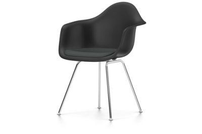 DAX With Seat Upholstery Hopsak 71 yellow/pastel green, 01 basic dark, 01 chrome, 04 basic dark for carpet