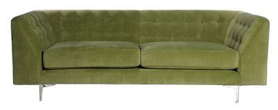 Deco Sofa Olive Green