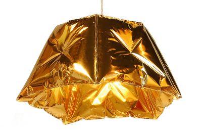 Dent 53 Pendant Light Gold
