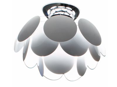 Discocó Ceiling Light Marset - Black - gold, 88cm