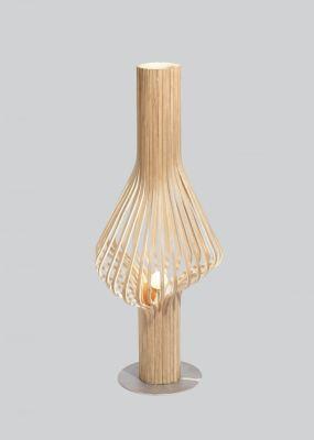 Diva Floor Lamp Oak