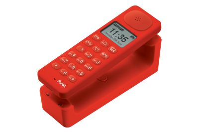 DP01 Cordless Phone Red