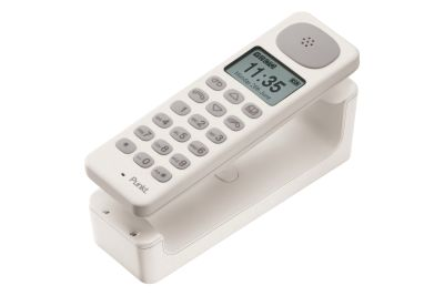 DP01 Cordless Phone White