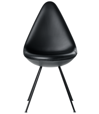 Drop Black Edition Chair Basic Leather Black