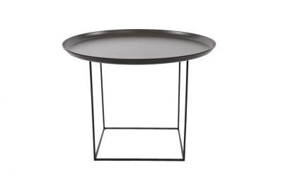 Duke Coffee Table Earth Black, Medium