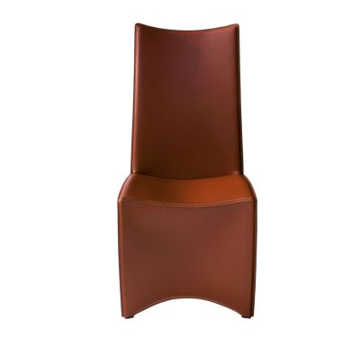 Ed Archer Chair Russian Leather