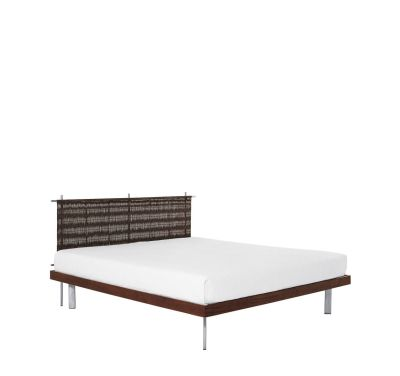 Edward I – Double Bed White