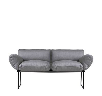 Elisa Two-Seater Sofa Rodi - Giaccio 11