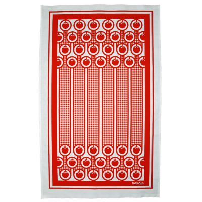 English Breakfast Tea Towels Tomatoes