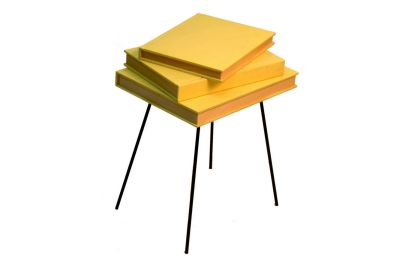 Fairy Tales Side Table Yellow