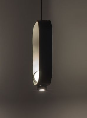 Filipa Pendant Lamp inside beige grey