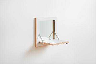 Fläpps Vanity Mirror White