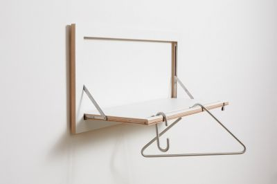 Fläpps Clothes Rail Hanger White