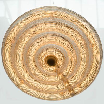 Fresnel Pendant Light Diameter 68 cm