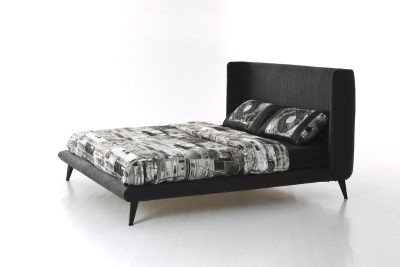 Gimme Shelter Bed B0211 - Leather Oil cirè, 195