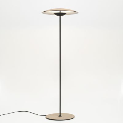 Ginger P Floor lamp Marset - Wenge