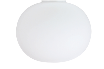 Mini Glo Ball C W Wall Light Ceiling Wall Mounted By Flos